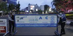 Kurangi Pergerakan Masyarakat, Pemkot Semarang Tutup Jalan Protokol
