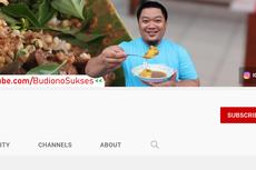 Budiono Sukses, YouTuber Surabaya yang Meraup Dollar dari Konten Kuliner