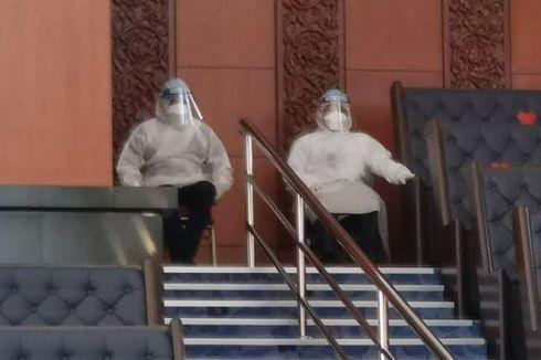 2 Menteri Malaysia Positif Corona Ikut Rapat Pakai APD, Oposisi Langsung Walk Out