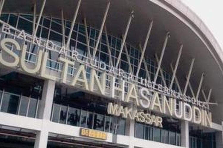 Bandar udara Sultan Hasanuddin, Makassar.
