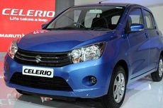 "Suzuki Indonesia Siap Pasarkan ""Hatchback"" Celerio"
