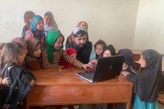 Cerita Guru Afghanistan Bersumpah Terus Mengajar Meski Tahu Terancam Dibunuh Taliban