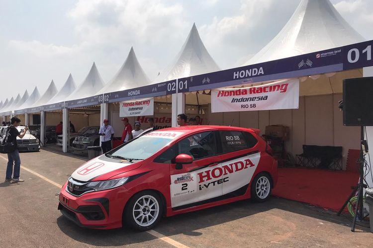 Honda Jazz Speed Challenge telah memasuki musim ke-14