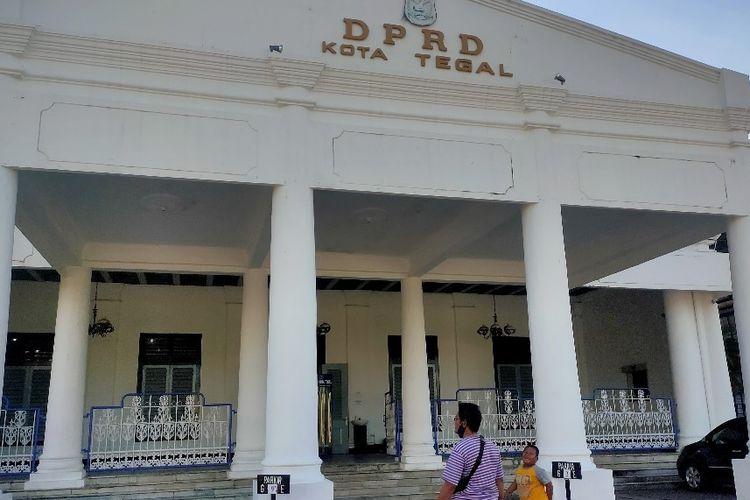 Gedung DPRD Kota Tegal, Jawa Tengah