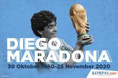 Nomor 10 di Jersey Napoli dan Penghormatan Terakhir untuk Maradona