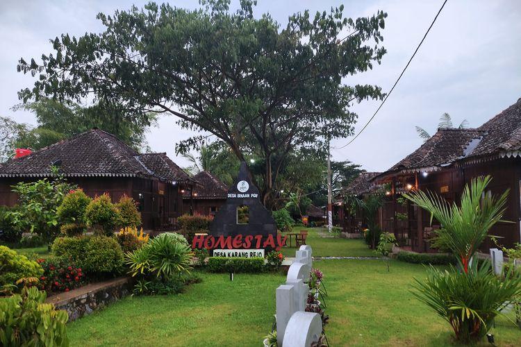 Homestay di Balkondes Karangrejo, Borobudur.