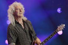 Brian May dalam Proses Penyembuhan Usai Terkena Serangan Jantung pada Awal Tahun