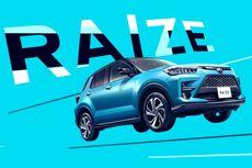 Toyota Raize Meluncur dengan Fitur Smart Assist