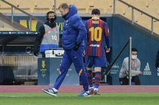 Bukti kalau Kekalahan Barcelona dari Bilbao Bukan Cuma Salah Messi