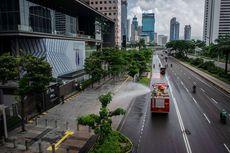 Jakarta Lengang, Volume Kendaraan yang Melintas di Jalan Sudirman-MH Thamrin Turun 25 Persen
