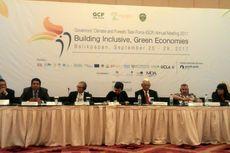 Kaltim Bangun Program Percontohan Pembangunan Hijau yang Rendah Emisi