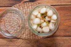 Resep Acar Bawang Putih dengan 2 Langkah Masak
