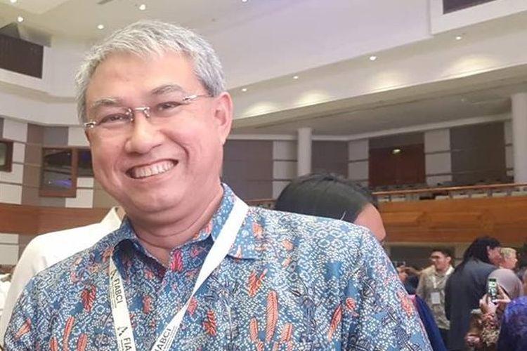 Ketua Tim Percepatan Pembangunan 10 Bali Baru Kementerian Pariwisata dan Ketua Kelompok Kerja Pembentukan Kawasan Ekonomi Khusus (KEK) Pariwisata Hiramsyah Sambudhy Thaib