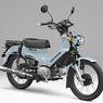 Honda Cross Cub 110 Puco Blue Edisi Terbatas