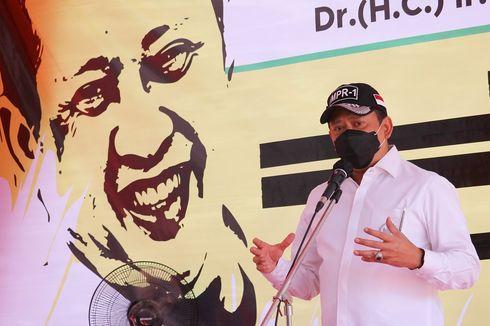 Ketua MPR Minta Protokol Kesehatan dalam Pilkada Bukan Sekadar Formalitas