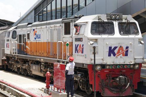 Ada Pengalihan Arus Menuju Stasiun Gambir, 6 KA Jarak Jauh Ini Berhenti di Stasiun Jatinegara