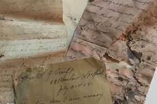 Pasangan Perancis Temukan Surat Berusia 100 Tahun di Era Perang Dunia I