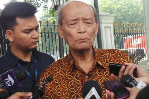 Buya Syafii Maarif: KPK Tidak Suci, tetapi Wajib Dibela...