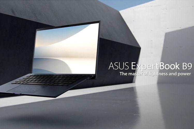 Wujud Asus ExpertBook B945