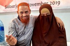Ini Reaksi Umar Patek Saat Istrinya Resmi Jadi WNI, Tanda Cinta
