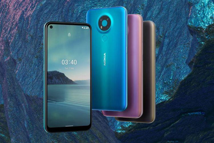 Nokia 3.4.