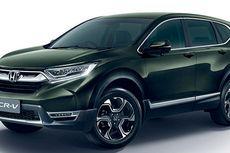 Honda CR-V Terbaru, Mulai Rp 539 Juta