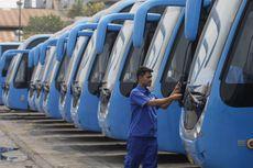 Tahun Depan, 100 Bus Listrik TransJakarta Akan Beroperasi