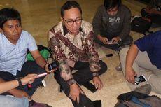 Sambil Duduk Lesehan, Ketua MPR Bocorkan Berakhirnya Seteru KIH dan KMP