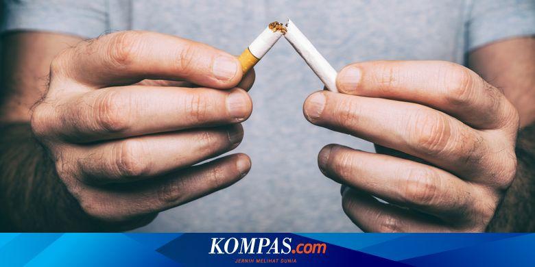 3 Tips Ampuh untuk Berhenti Merokok, Silakan Dicob