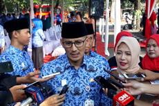 Sandiaga: Ekonomi Jakarta Tumbuh 2 Kali Lipat, yang Sedihnya Ada Warga Menganggur
