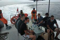 Dihantam Ombak 3 Meter, Kapal Cepat Bawa 20 WNA Ukraina Terbalik, Ini Kronologinya