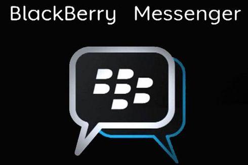 BlackBerry Messenger Bisa Kirim Data Lebih Besar
