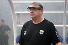 Pelatih Persib Komentari Rencana Pembagian Grup Piala Menpora 2021
