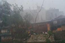 Hujan Es dan Badai di Bandung, Warga Kumandangkan Takbir