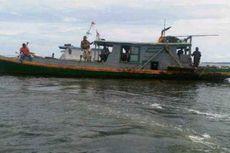 Kapal dari Sampit Dirompak, Seluruh ABK Dibuang