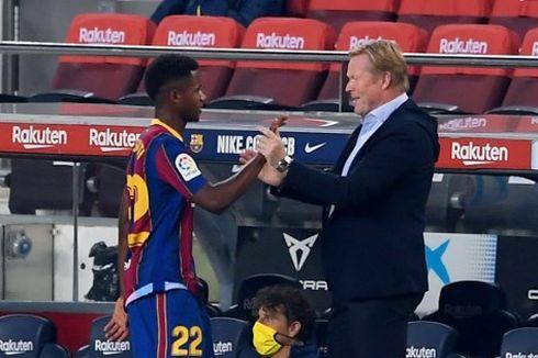 Barcelona Tumbang, Ronald Koeman Dendam dan Marah kepada...