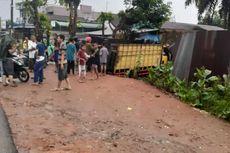 Detik-detik Polisi Tewas Ditabrak Truk Saat Hendak Amankan Natal dan Tahun Baru