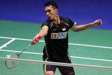 Jonatan Christie di Piala Thomas 2020: 376 Menit, 1 Smash Penentu Indonesia Juara