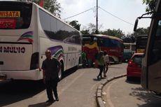 Bus Tunda Jadwal Keberangkatan, Terminal Kalideres Macet Parah