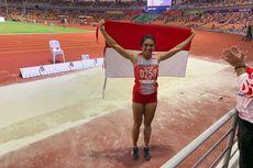 Maria Londa Sumbang Emas Ke-66 untuk Indonesia di SEA Games 2019