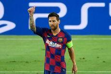 Soal Gabung PSG, Keputusan Kini di Tangan Lionel Messi...