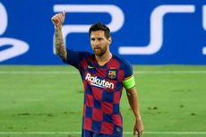 Calon Presiden Barcelona Ingin Ubah Nama Stadion Camp Nou Jadi Lionel Messi