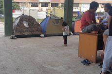 Dapat Uang untuk Mengontrak, Pencari Suaka Malah Kembali ke Pengungsian Kalideres