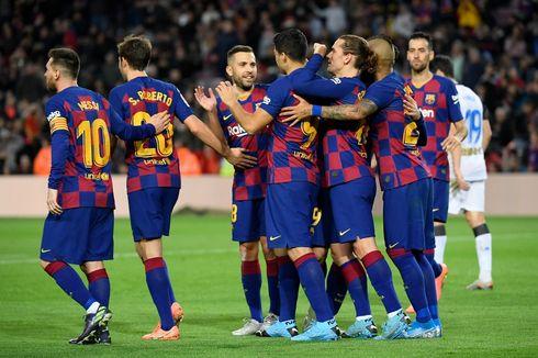 Jadwal Piala Super Spanyol Malam Ini, Barcelona Vs Atletico Madrid