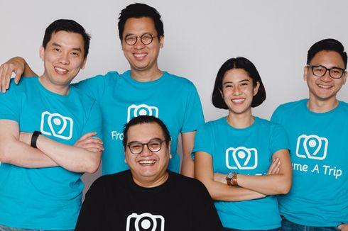 Dian Sastro Bikin Startup Fotografi