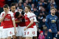 Jadwal Liga Inggris Gameweek ke-21 - Big Match Arsenal Vs Man United