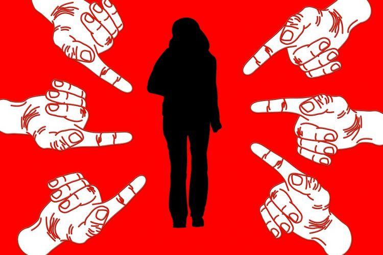 Ilustrasi Stigma