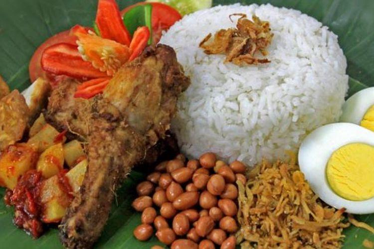 Ini Bedanya Nasi Uduk Dengan Nasi Lemak