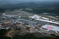 F1 Sodorkan Nurburgring Kontrak 5 Tahun