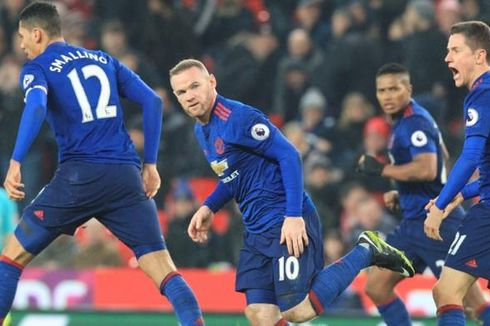 Dari Charlton dan Ferguson untuk Rooney